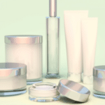 Utilisation de pompes pour des applications cosmétique