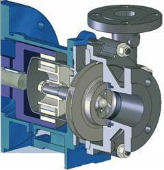 centrifuge a roue fermée
