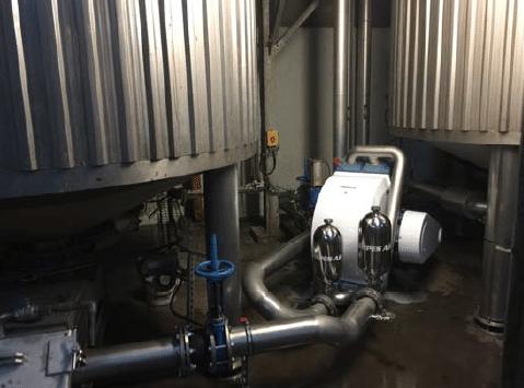 Pompe péristaltique double tubes DF190