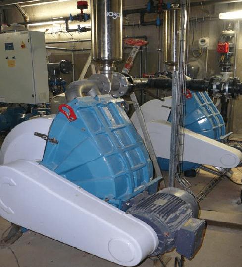 Pompe péristaltique sans lubrification