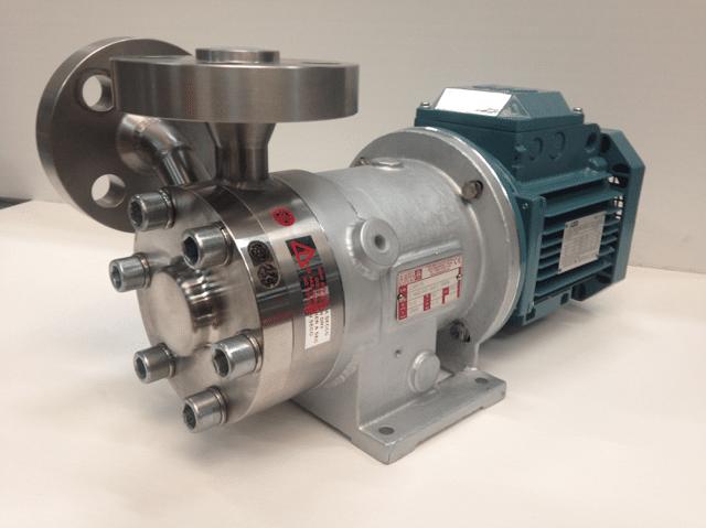 Pompes à entrainement magnétique centrifuge
