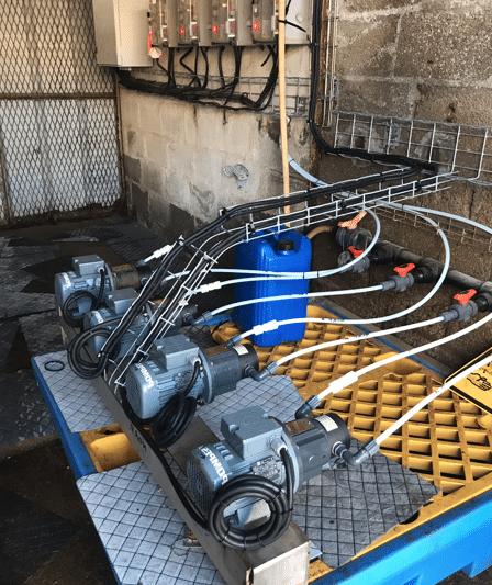 Pompes centrifuges et volumétriques