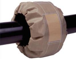 PTFE renforcé tissu e verre avec papier PH