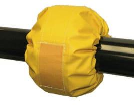 PVC traité anti UV avec papier PH