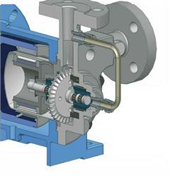 turbine a canal bi-lateral